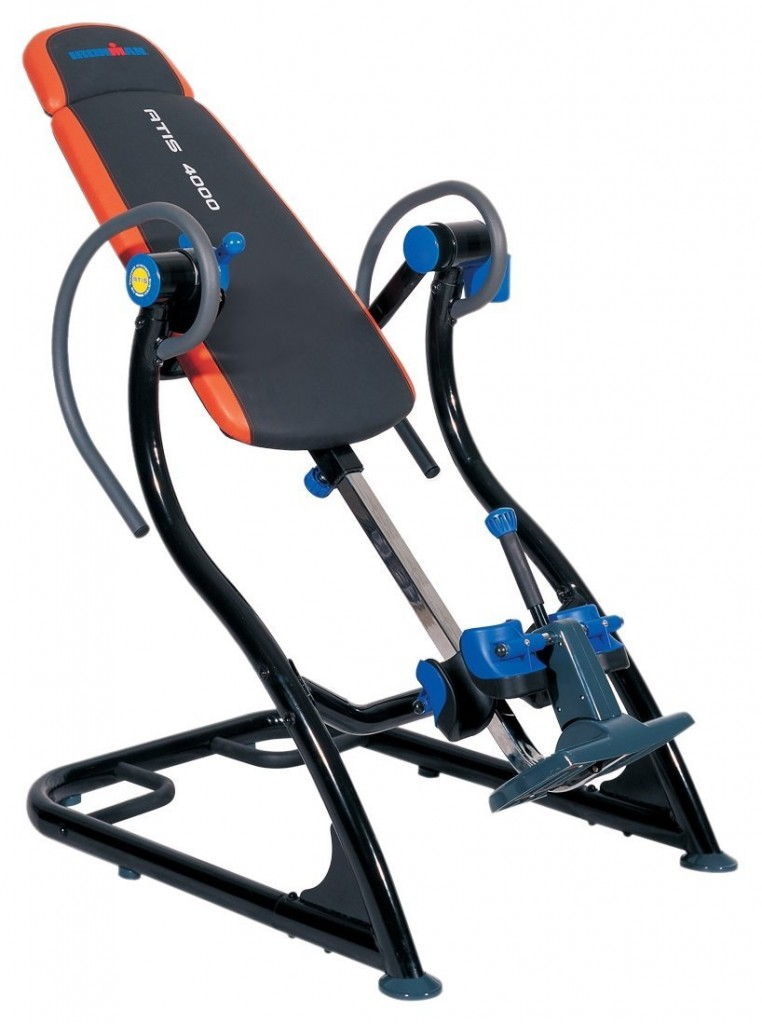 Ironman atis 4000 inversion table review inversion table for Table inversion